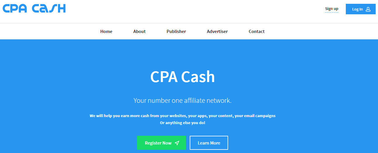 CPACash Review Websites, Games And Apps