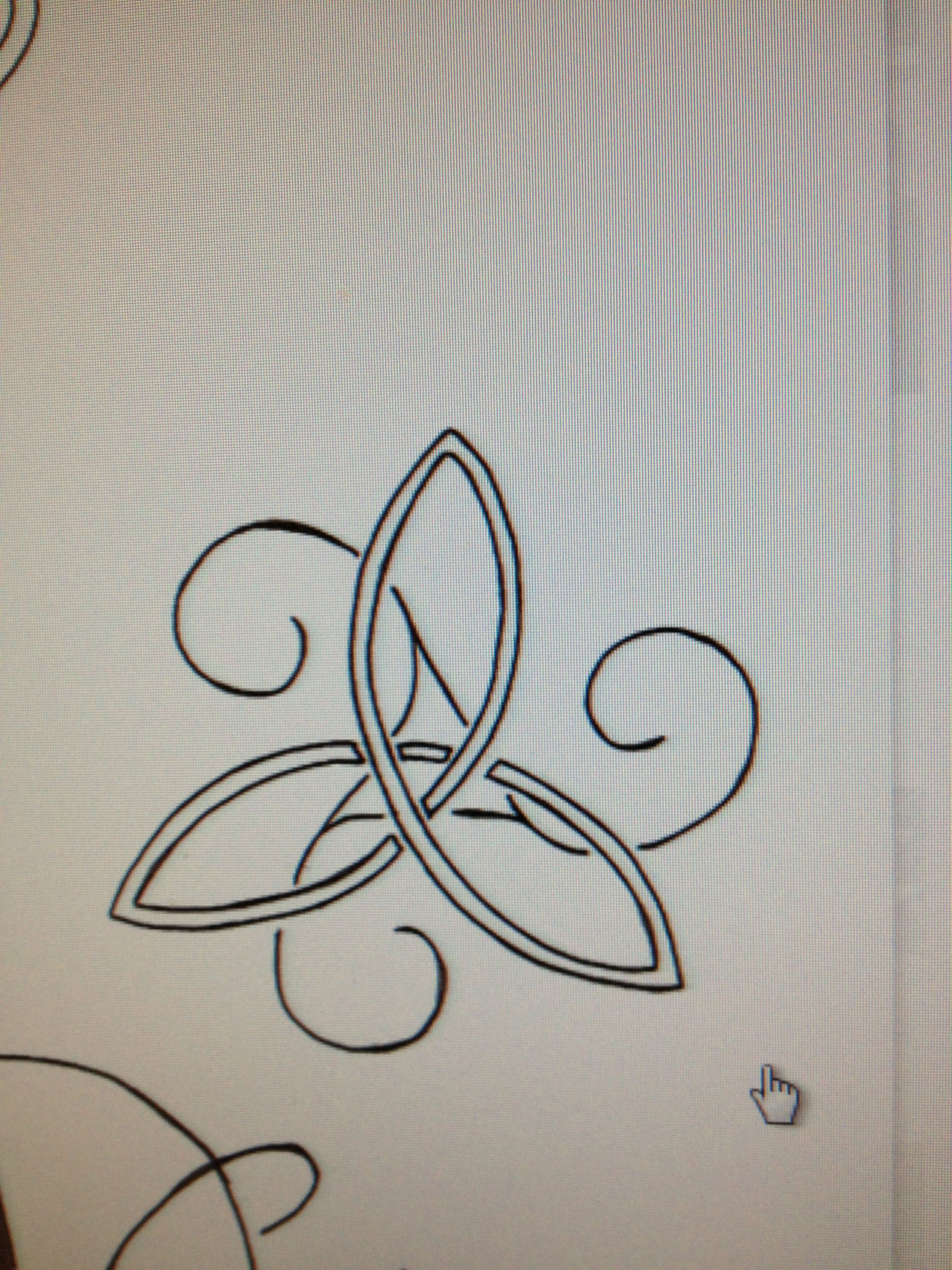 Three sisters tattoo love this wish me and my 2 sisters for Sister tattoos for 3