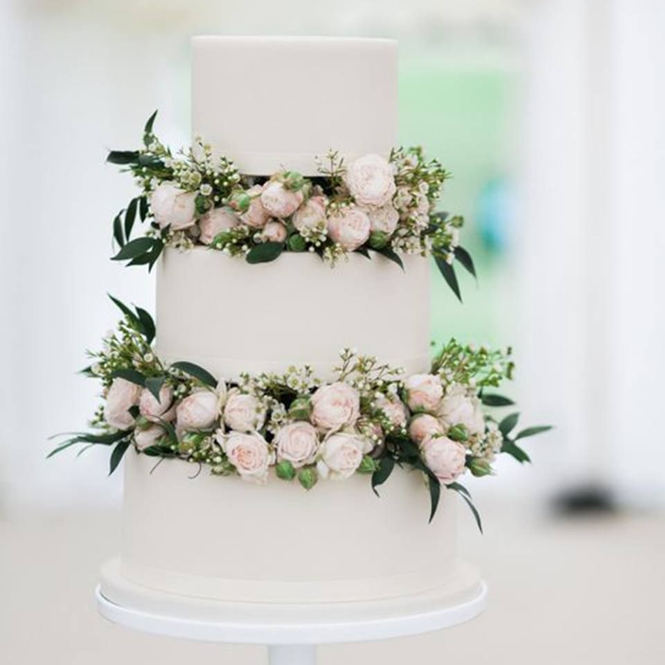 What kind of cake will you be having on your big day? A simple ...