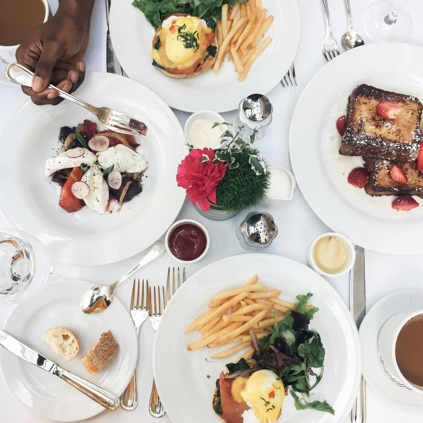 Top 5 Instagram Worthy Breakfast Brunch Restaurants In Atlanta Millennielle Brunch Restaurants Brunch Atlanta Brunch