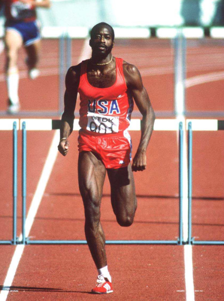 Edwin Moses | Track and field athlete, Track and field ...