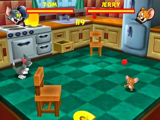 jeux de tom and jerry in fists of furry