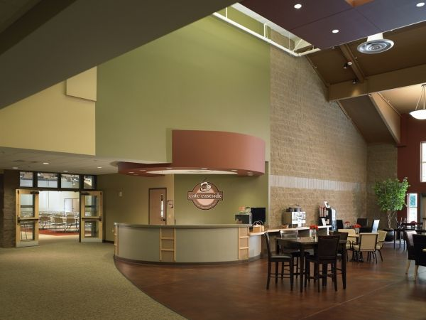 Best Of Church Fellowship Hall Designs