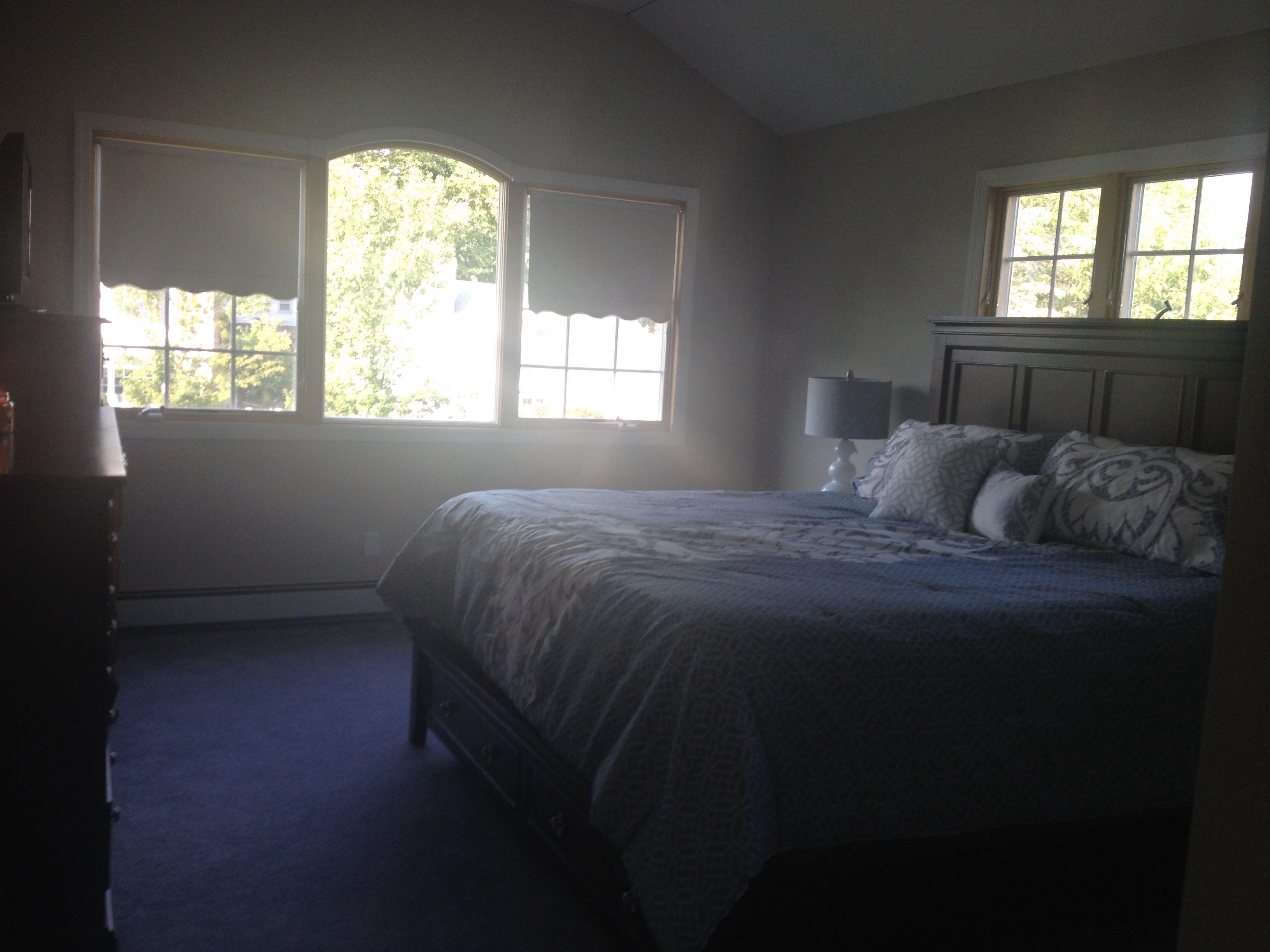 revere pewter benjamin moore daylight master bedroom