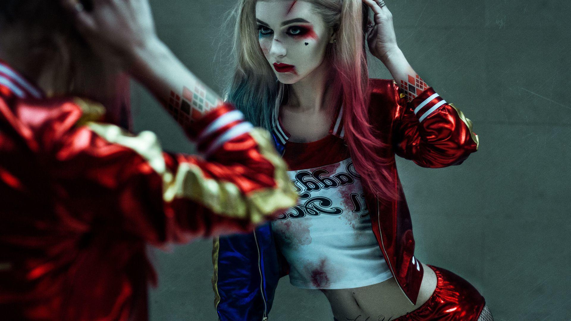 Image Result For Harley Quinn Laptop Wallpaper Dc Pinterest