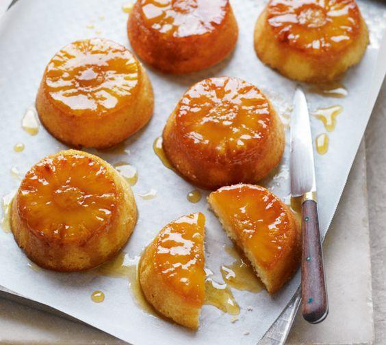 Ananas-upside-down-Muffins Rezept - chefkoch käsekuchen muffins