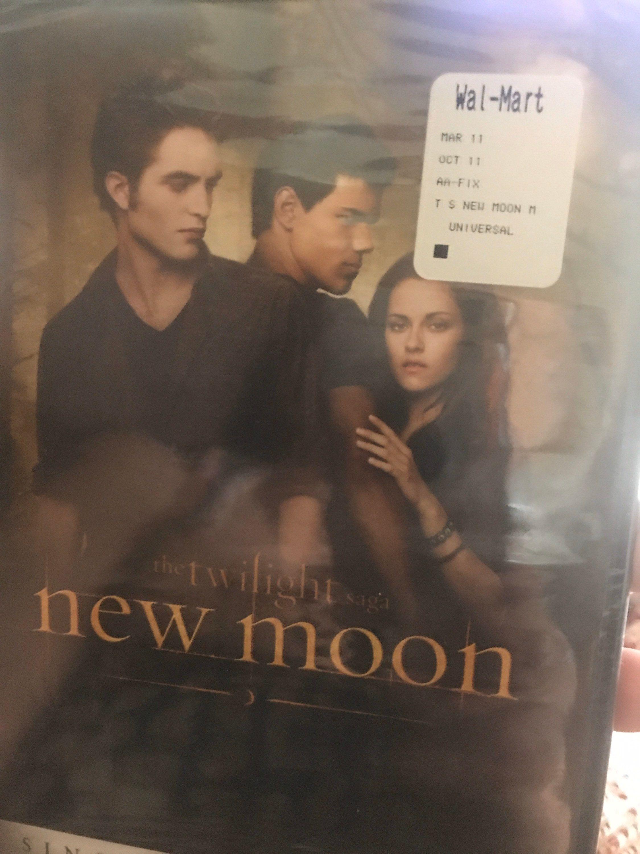 Movies,cds,dvds,music,books,audio books,tv mini series,the twilight saga,New Moon, pasttimedesign,