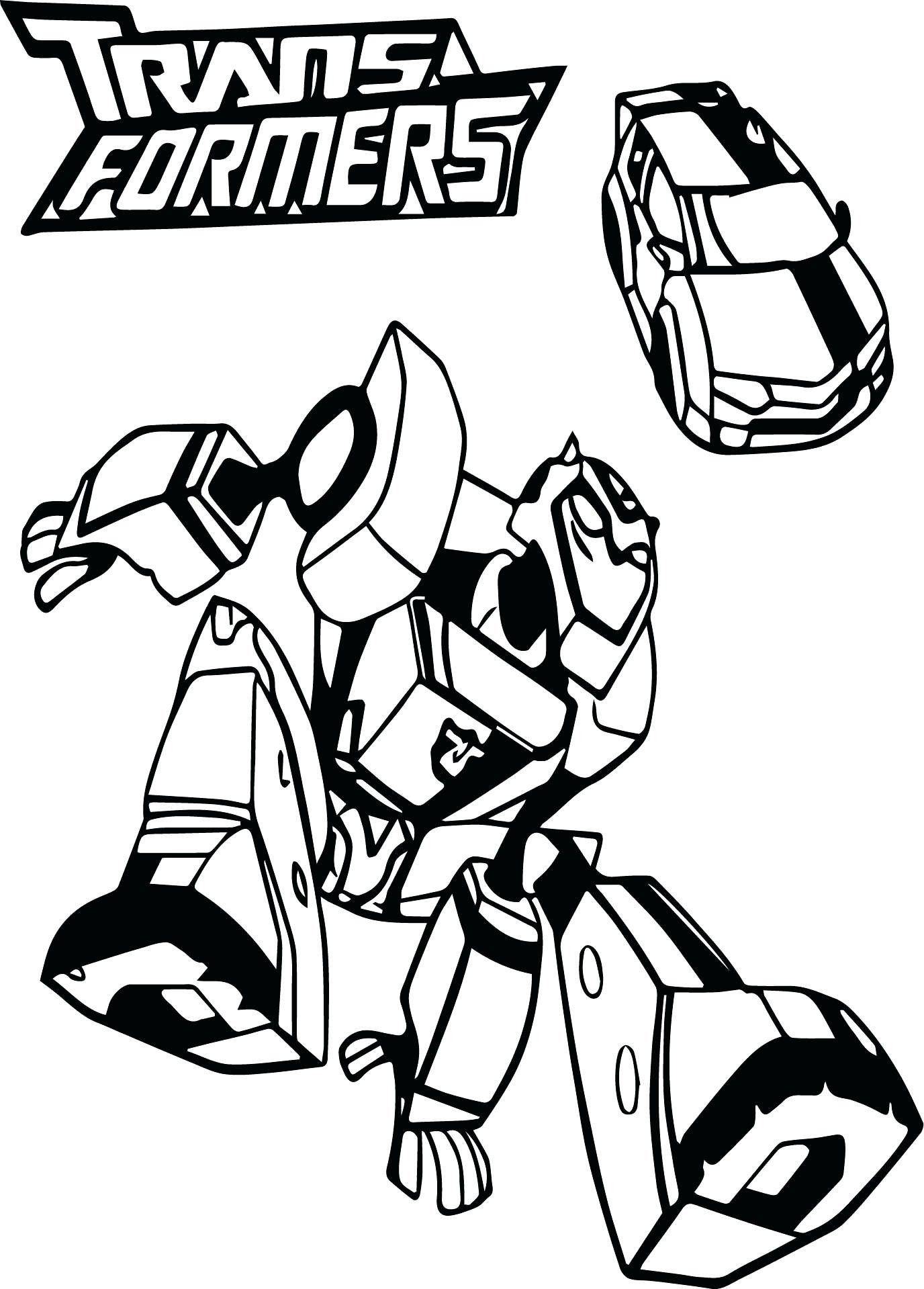 Dinobots Coloring Pages