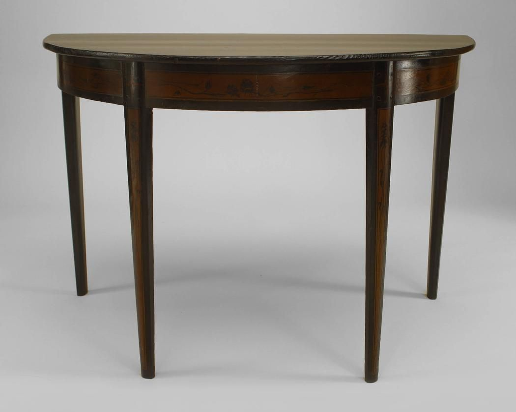 Classic console tables - Italian Neo Classic Table Console Table Painted