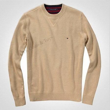 7c013dc0b Encontre Tommy Hilfiger Crew Neck Sweater - Calçados, Roupas e Bolsas no Mercado  Livre Brasil. Descubra a melhor forma de comprar online.