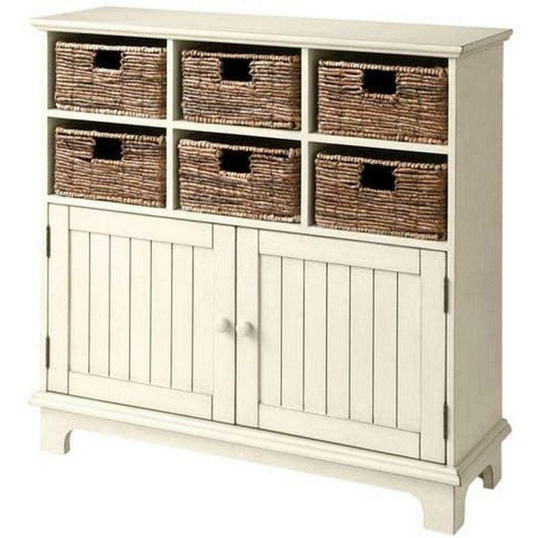 5+ Elegant Decorative Storage Cabinets For Living Room