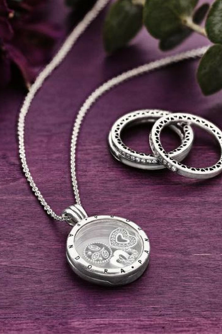 teardrop en zm sapphire silver necklace sterling lockets lab kaystore kay mv created zoom hover to