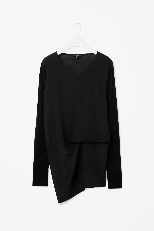 Silk layer jumper