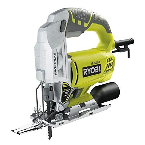 Ryobi Rjs750g Corded Electric Jigsaw 500 W No Description Barcode Ean 4892210128317 Http Www Comparestorepri Electric Jigsaw Ryobi Electricity