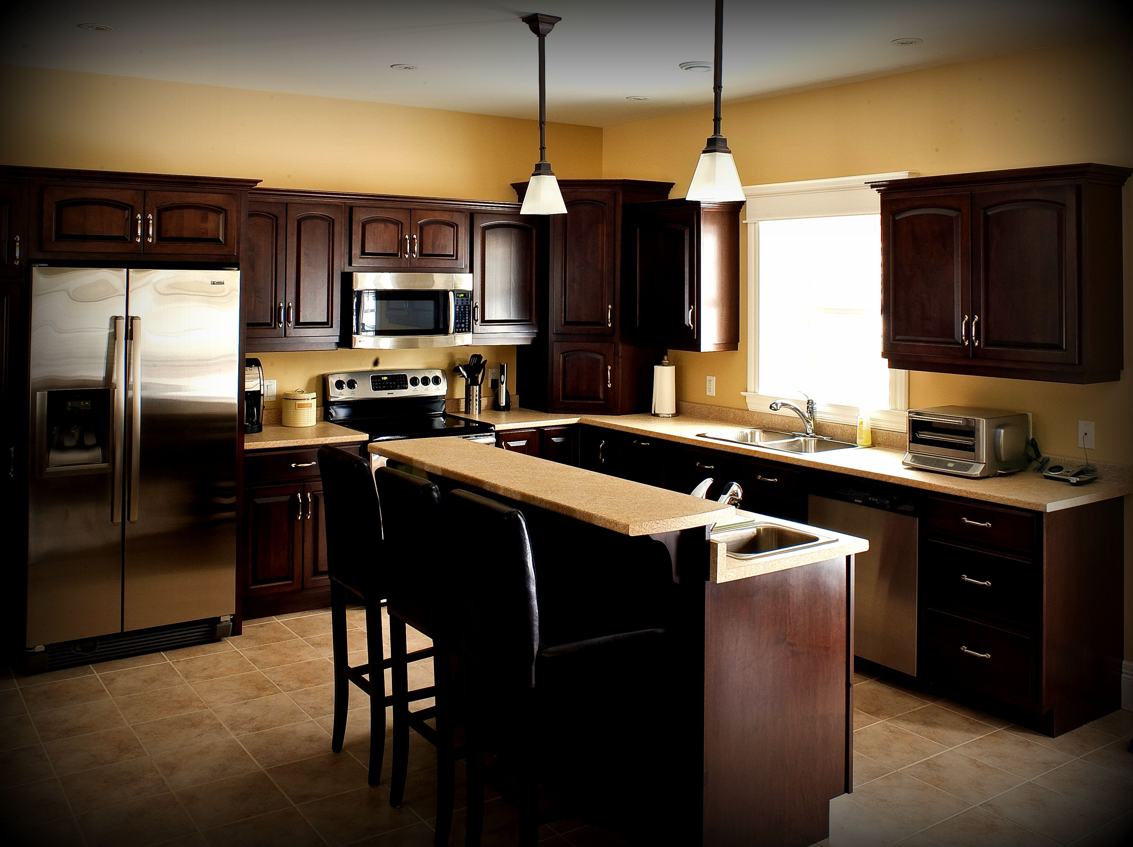 Island Cabinet Shop quality built kitchen cabinets, supplied by ...