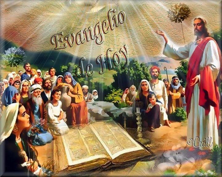 Vidas Santas: Evangelio Marzo 17, 2015