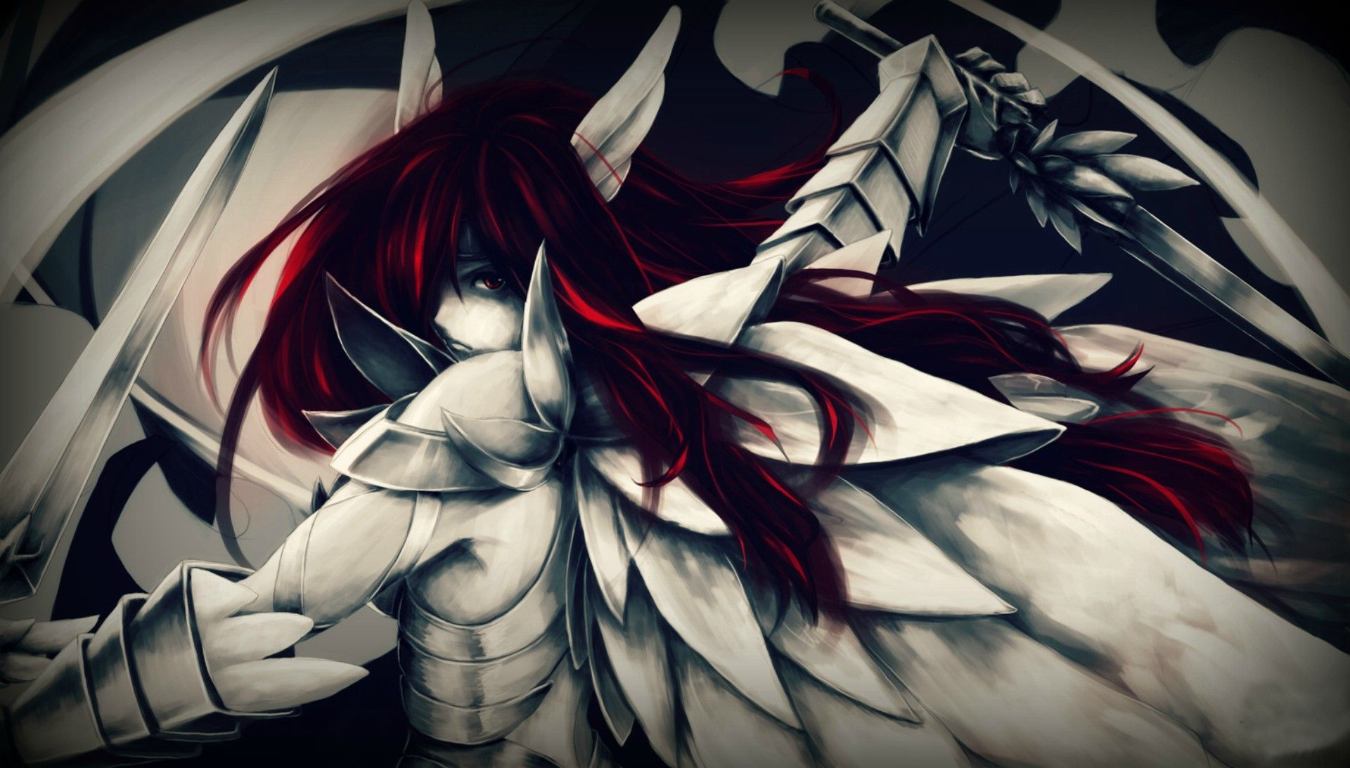 Pin by FrAnKlIn on ®€∆L!T!© Fairy tail erza scarlet