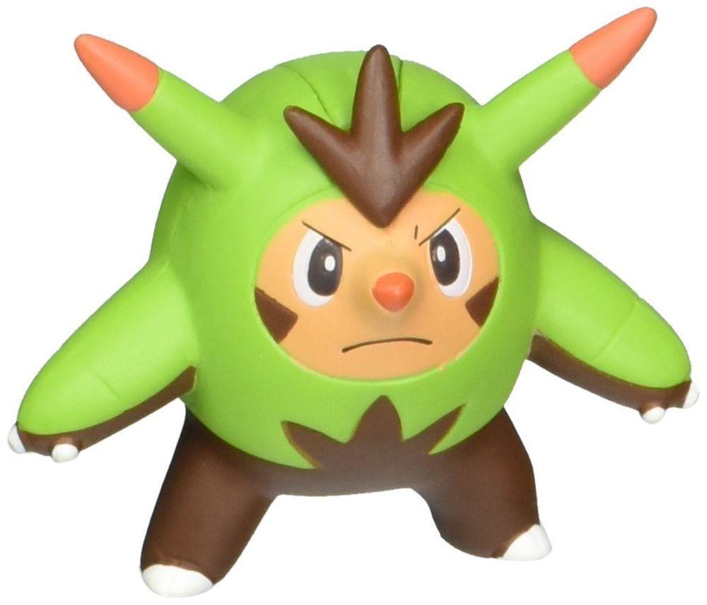 Takara Tomy Pokemon Moncolle Monster Collection MC-019 Quilladin Haribogu F/S #TakaraTomy