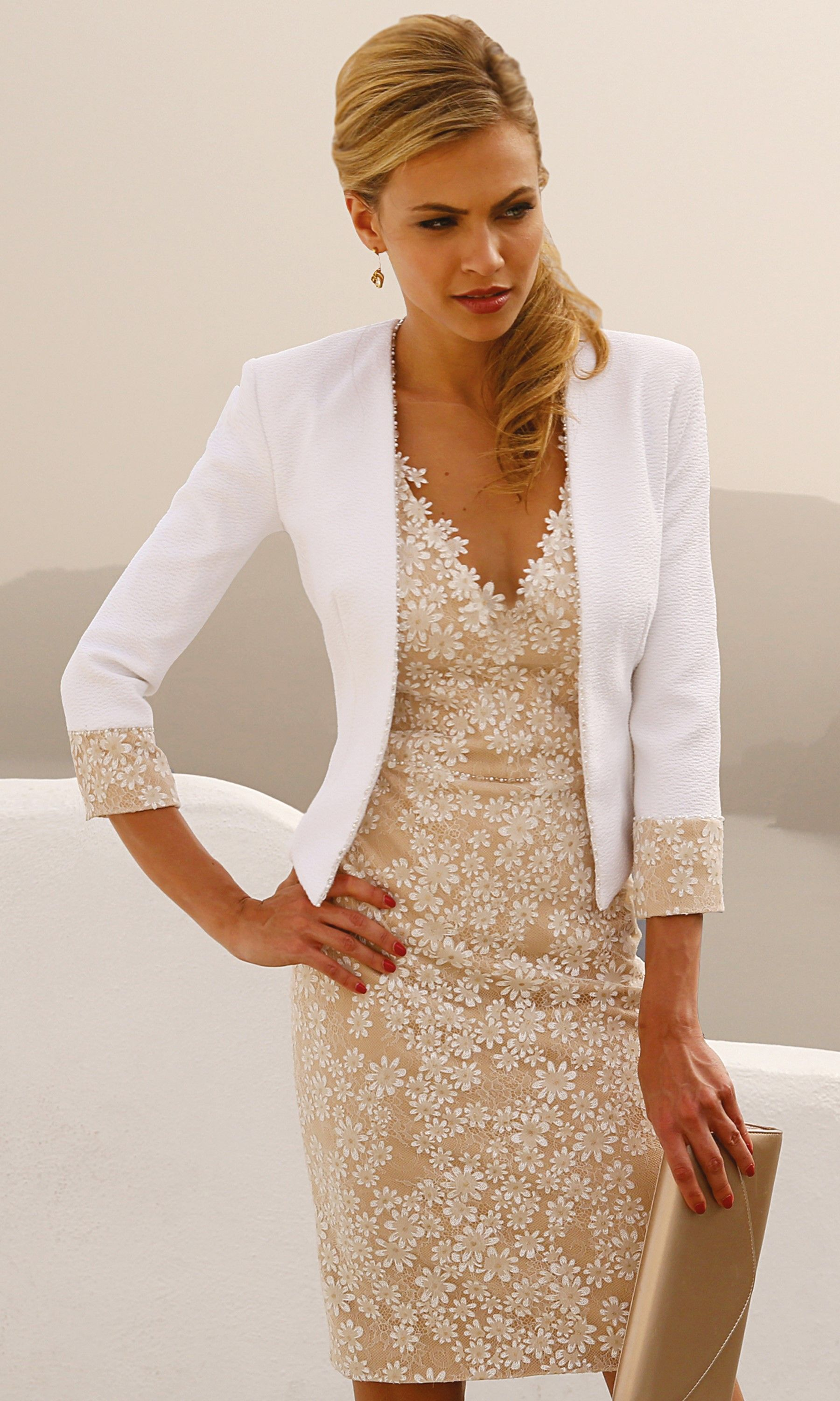 Linea Raffaelli Set 207 Dress £567 - Mother of Bride