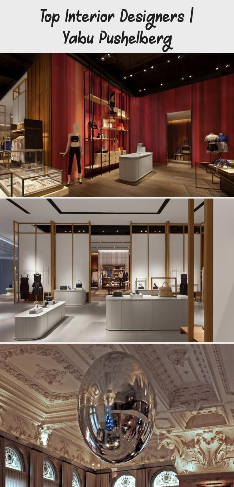 Top Interior Designers  Yabu Pushelberg