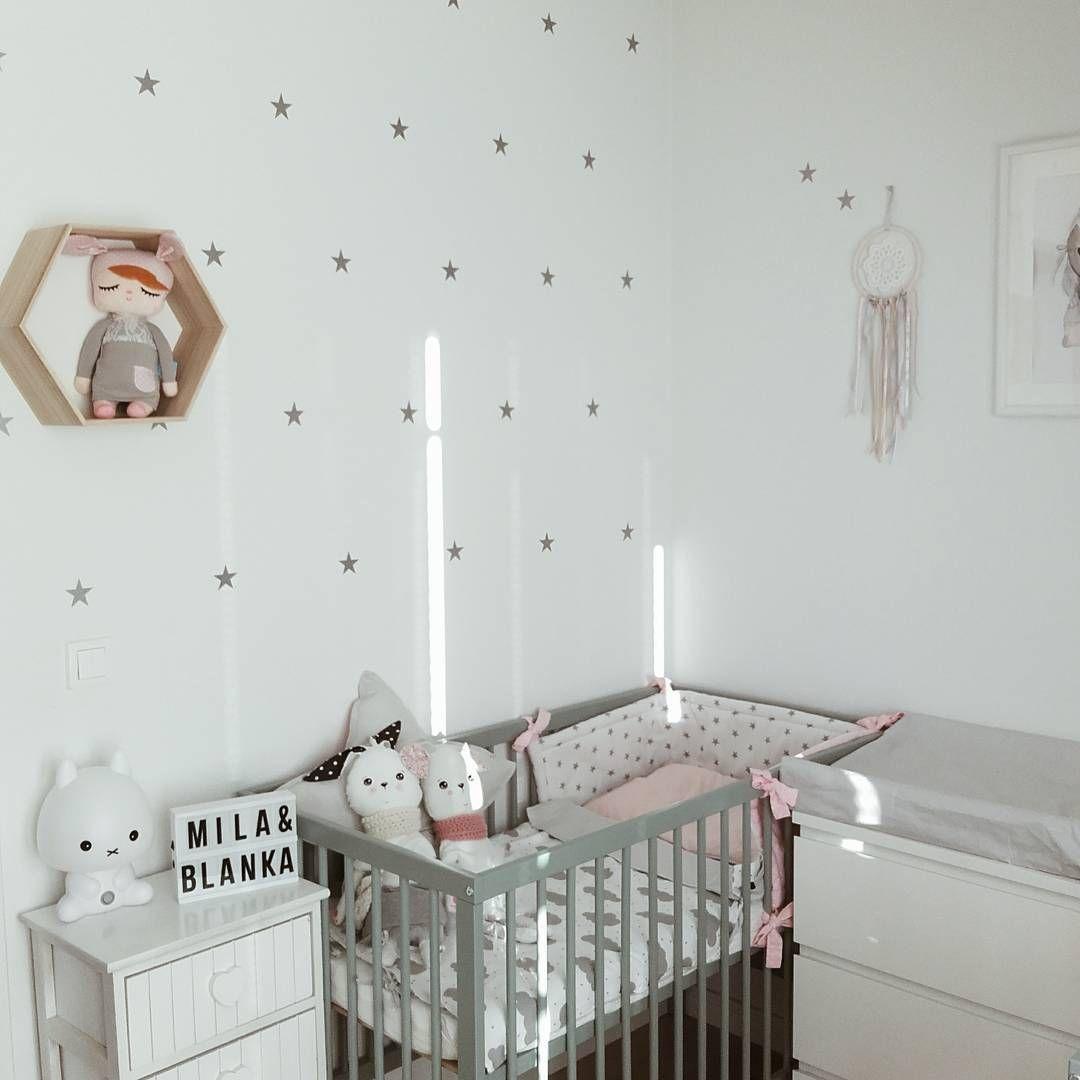 Stone Teal moKee Mini Cot, beautiful #cot #nursery