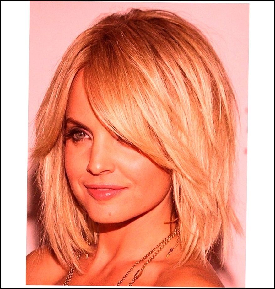 Short layered haircuts for round faces hair pinterest hair