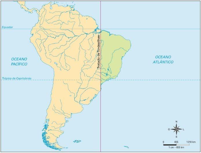 Lyrics By Geografia Tordesilhas Ensino De Historia