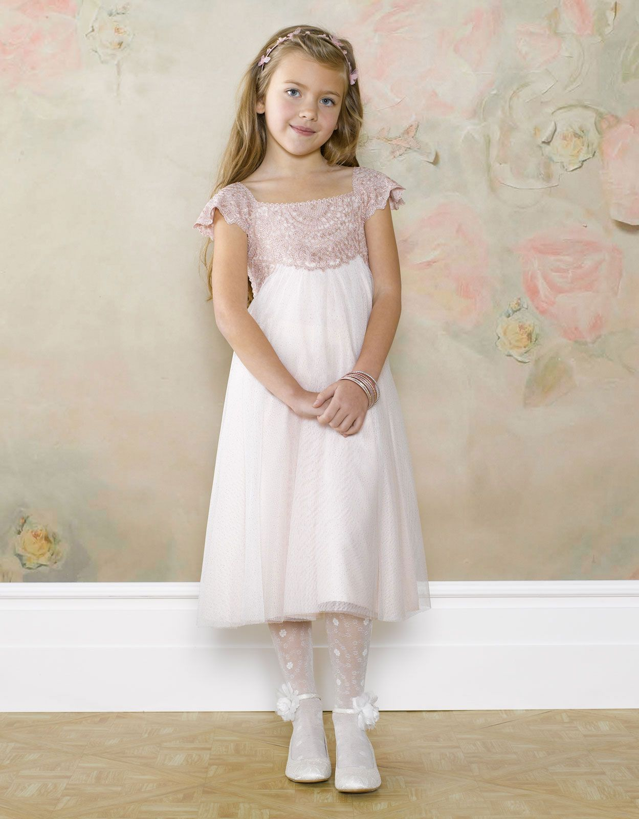 0db87fb3 Estella Sparkle Dress | Pink | Monsoon 80.00 | to Love & to Cherish ...