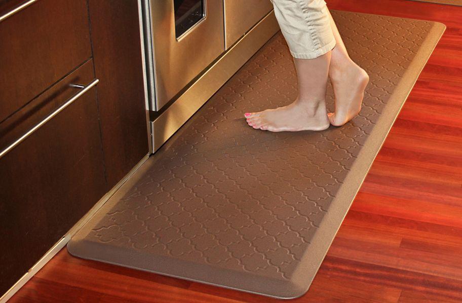 Wellnessmats Motif Trellis Collection Quality Anti Fatigue Mats Anti Fatigue Kitchen Mats Anti Fatigue Mat Anti Fatigue Flooring