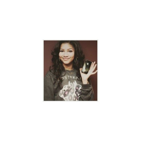 Zendaya Coleman ❤ liked on Polyvore featuring people