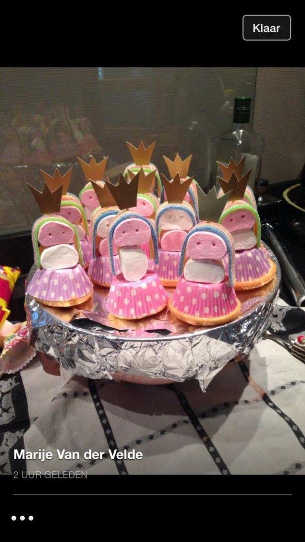 Magnifiek prinsessen traktatie voor meiden | Princess & Prince party - Kids #MJ17