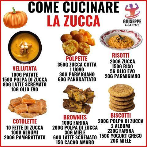 """Photo of Giuseppe Healthy on Instagram: """" È arrivato l'autunno e la zucca"""