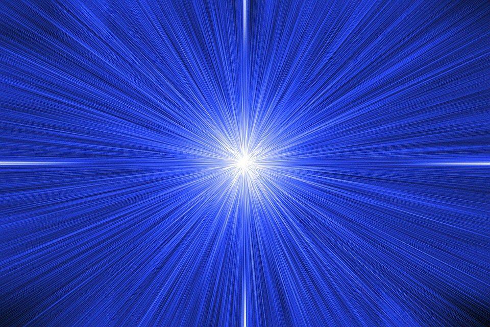 Poczęciu człowieka towarzyszy rozbłysk światła Dobre