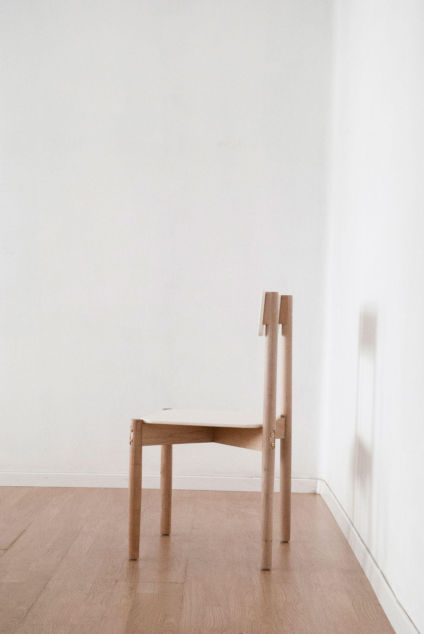 Corian Flatpack Chair On Behance Furniture Design Inspiration Chair Furniture Design