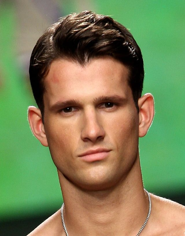 Cool Haircuts For Guys With Short Hair : Short hairstyles for men: widows peak boys haircuts pinterest