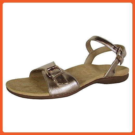 3d60e7b2367 Vionic Womens Alita Orthaheel Slingback Sandal Shoe
