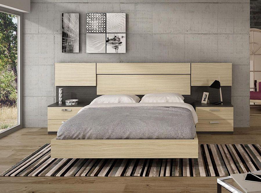 Dormitorio De Matrimonio Moderno Mdm035 Muebles Lara Diseño De Cama Dormitorios De Matrimonio Modernos Dormitorios