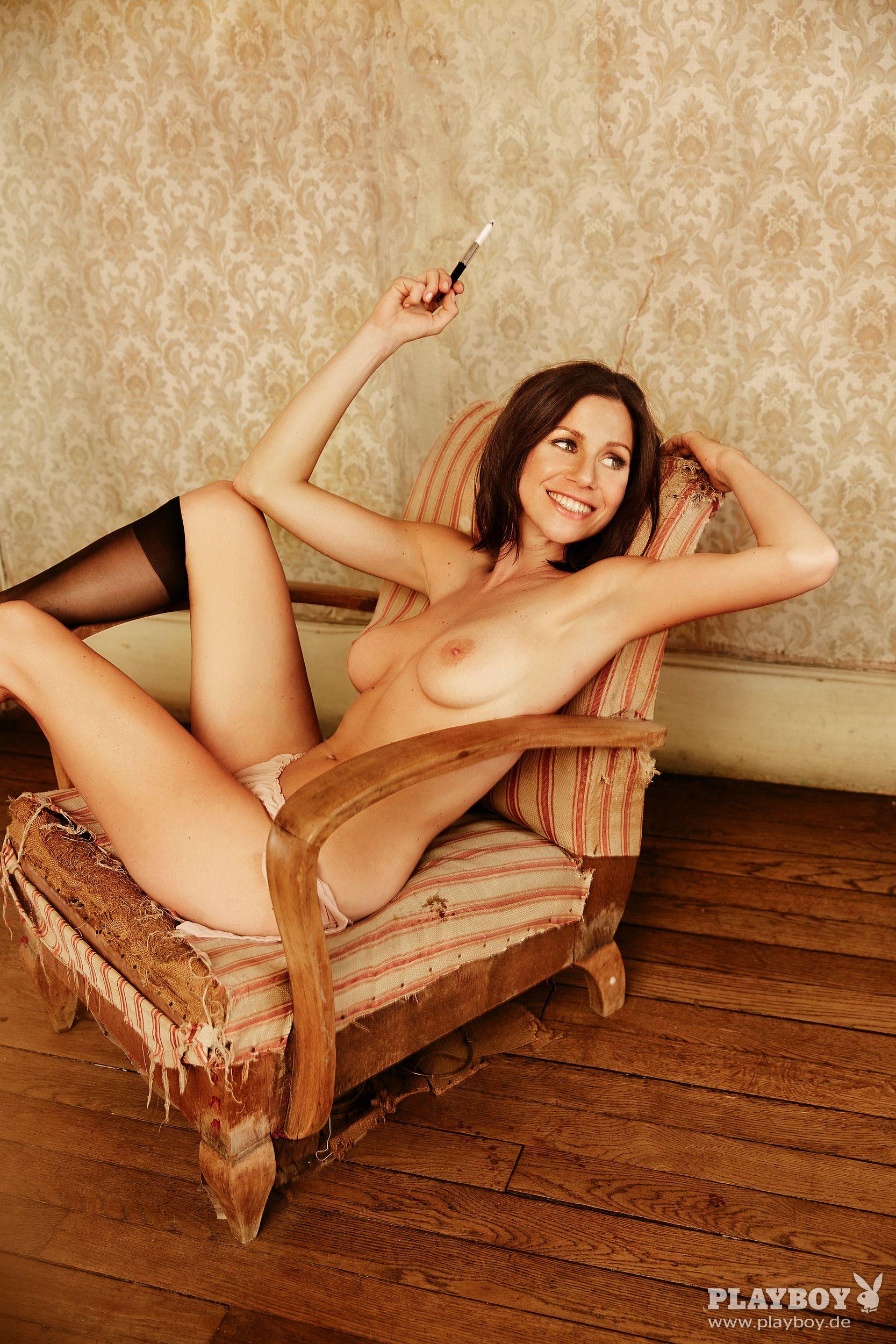 Sexy Schauspielerin