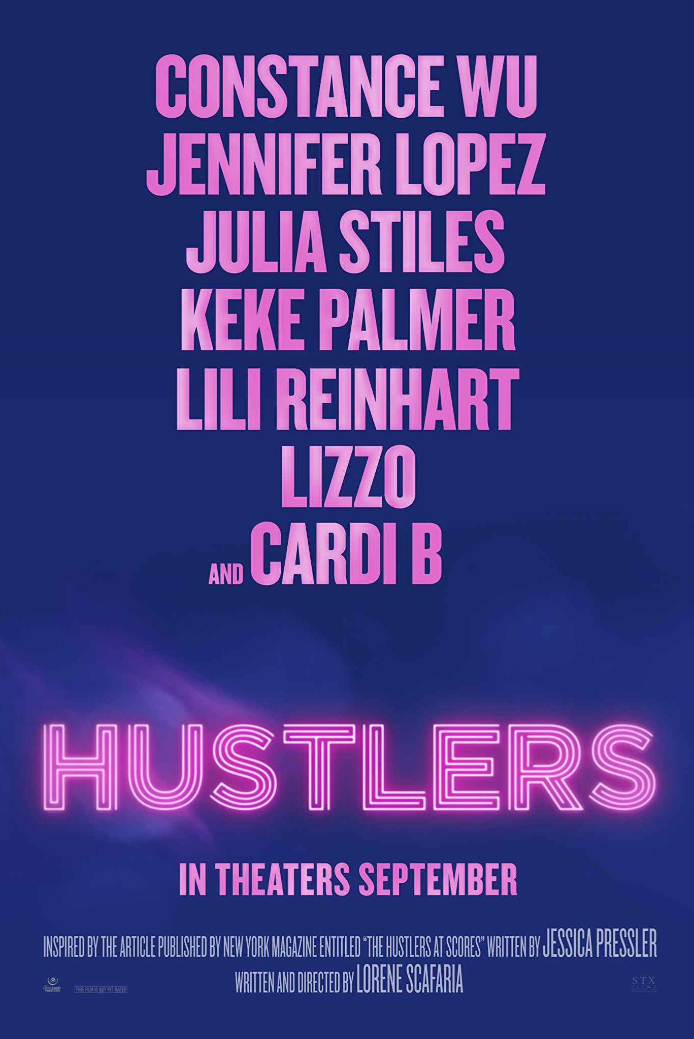 Hustlers 2019 Hd 1080p