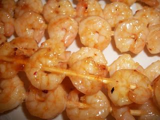 Firecracker Shrimp #firecrackershrimp