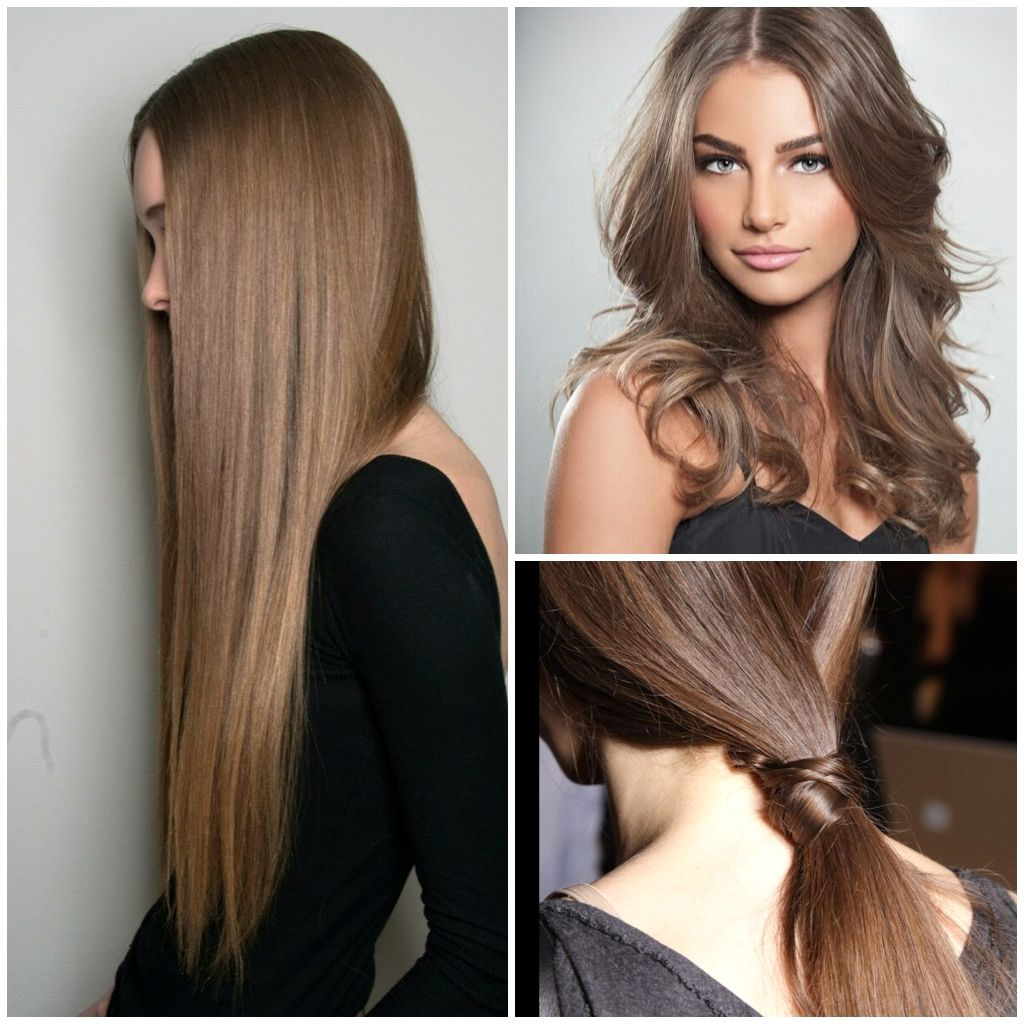 What Color Is Ash Brown Hair Best At Home Semi Permanent Hair