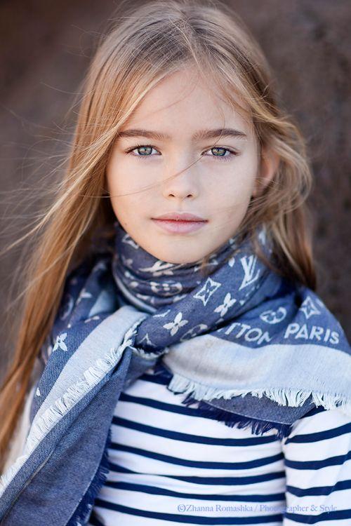Yulia or..Юлія 12. Peter's little sister.