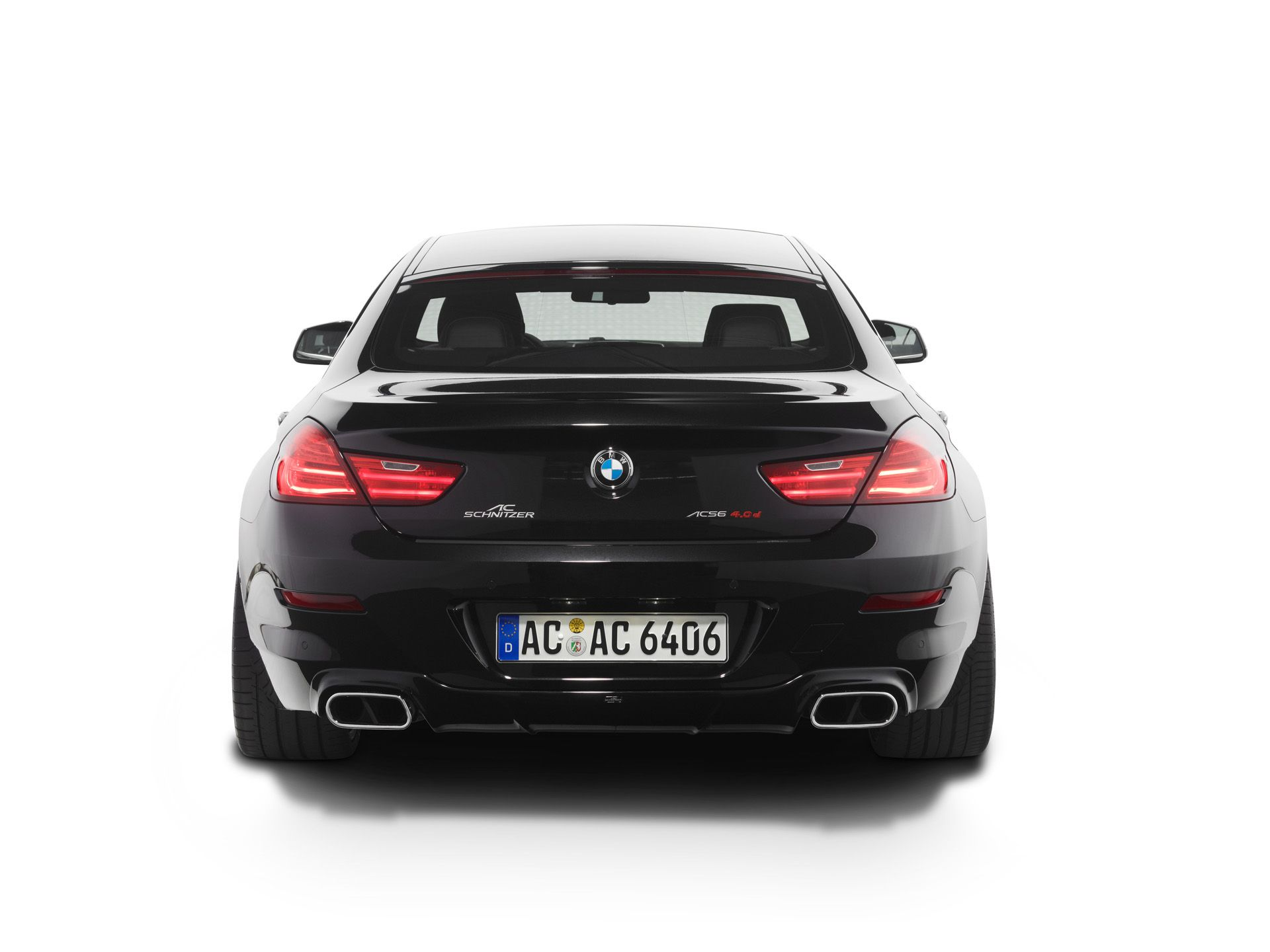 2012 Ac Schnitzer Bmw 6 Series Gran Coupe I Want Bmw 6 Series