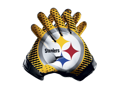 The Nike Vapor Jet 2.0 (NFL Steelers) Men's Football