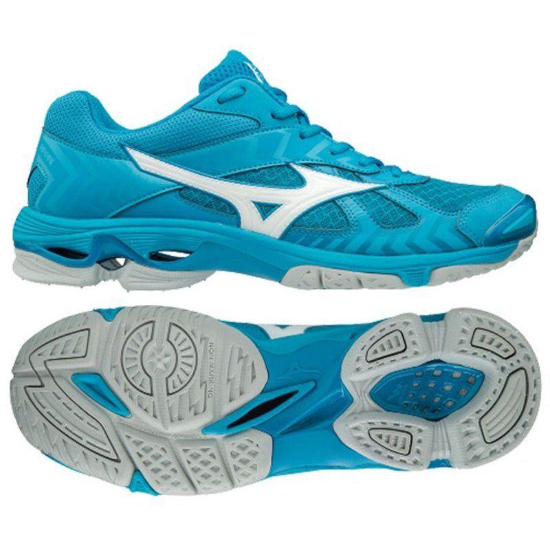 Buty Do Siatkowki Mizuno Wave Bolt 7 M V1ga186098 Niebieskie Niebieskie Mizuno Brooks Sneaker Sneakers Nike
