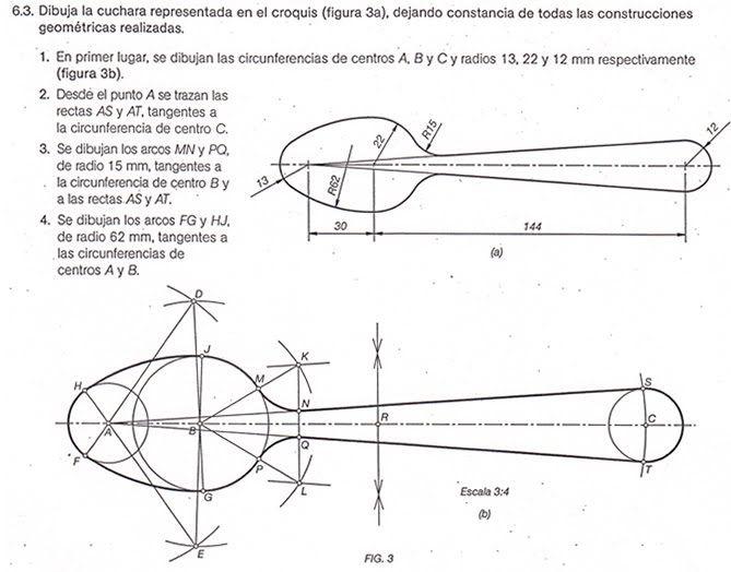 Aplicaciones Artisticas Y De Diseno De Las Tangencias Tecnicas De Dibujo Ejercicios De Dibujo Tangencias