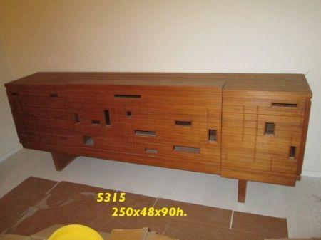 CREDENZA ANNI \'60 | Arredamento | Pinterest | Mobili antichi ...