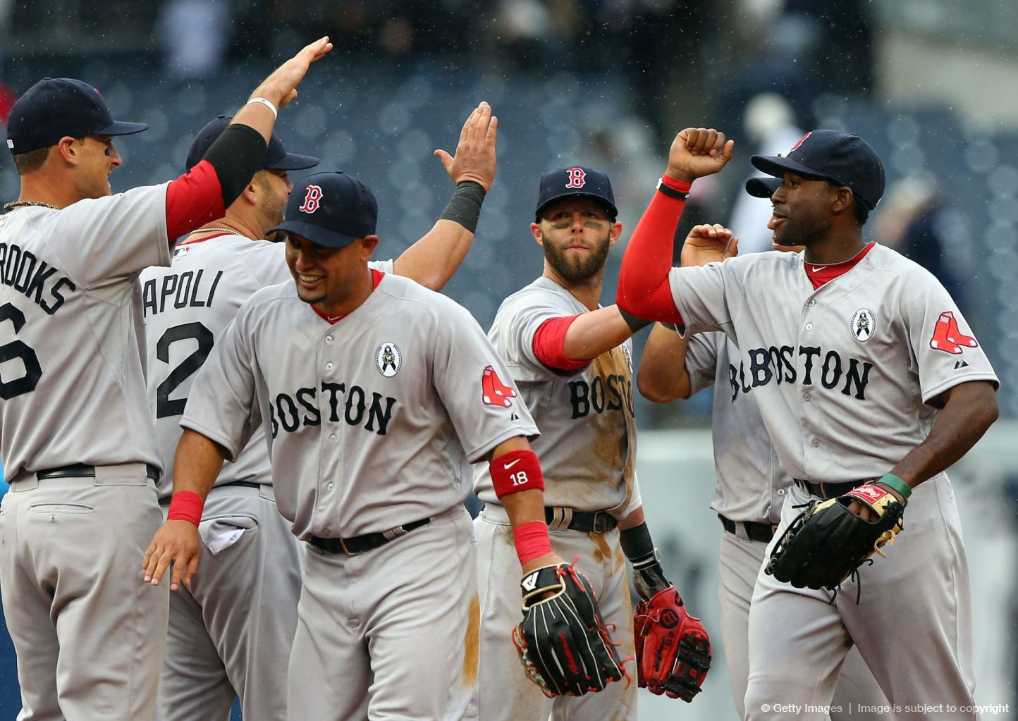 Red Sox beat Yankees in opening day 2013 at Yankee Stadium