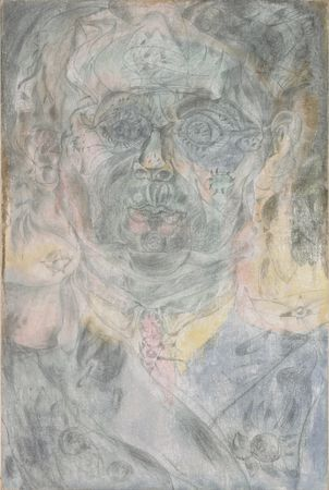 "Joan Miro - ""Self-Portrait I"", 1937"