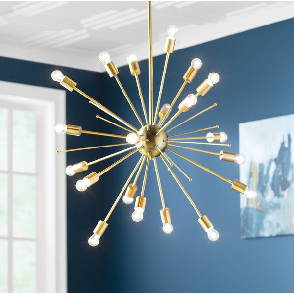 Violet 20 light sputnik chandelier chandeliers bedrooms and room